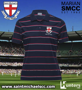 Ladies SMCC Dress Polo - Retro Heritage Style