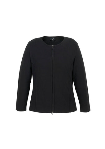 Picture of Catholic Education Ladies 2 Way Zip Cardigan