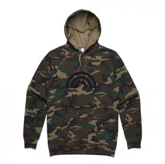 Mia's Big Adventure Embroidered Camo Hoodie