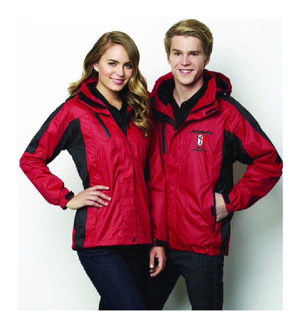 Ladies North Wagga Juniors Waterproof Jacket