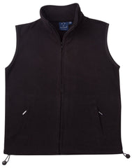 Adults Polar Fleece Freedom Vest