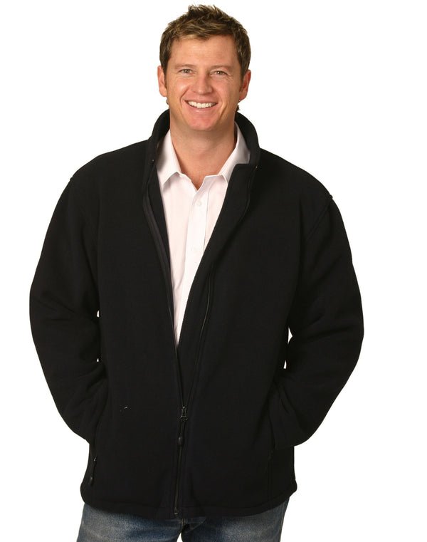 Mens Bonded Fleece Frost Jacket