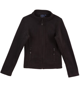 Ladies Bonded Fleece Frost Jacket