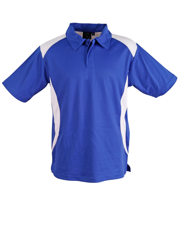 Mens TrueDry Short Sleeve Winner Polo