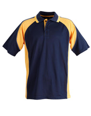 Kids CoolDry Mascot Polo