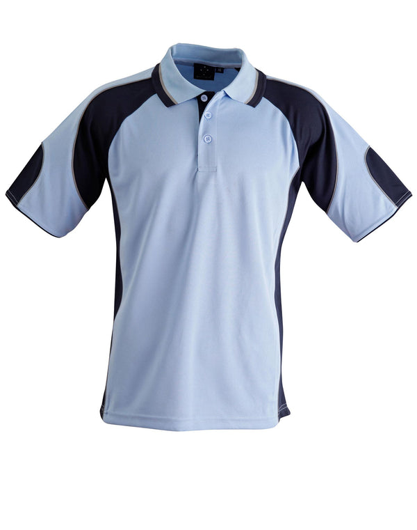 Kids CoolDry Short Sleeve Alliance Polo