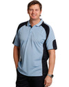 Mens CoolDry Short Sleeve Alliance Polo