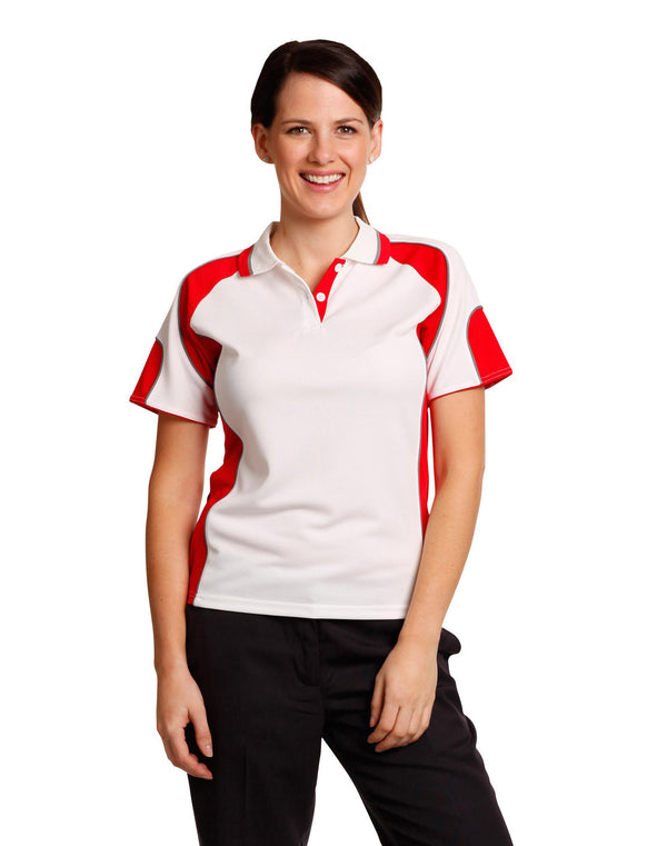 Ladies CoolDry Short Sleeve Alliance Polo