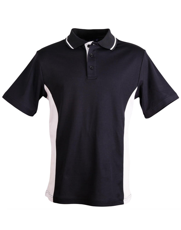 Mens TrueDry Short Sleeve Teammate Polo