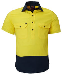 Hutcheon and Pearce Drill S/S Shirt
