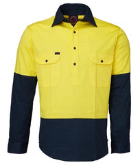 Hutcheon and Pearce Drill L/S Shirt