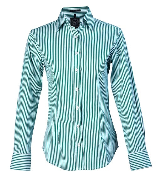 Hutcheon and Pearce Pilbra Ladies Striped Shirt