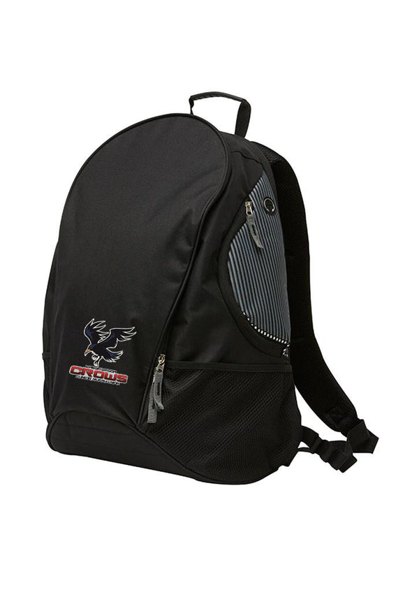 Wagga Crows Junior Rugby Razor Back Pack