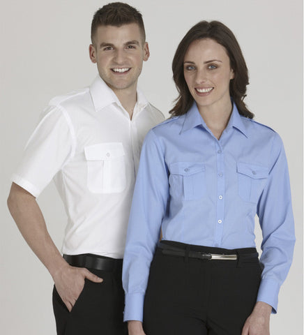 Picture of Mens Epaulette Shirt