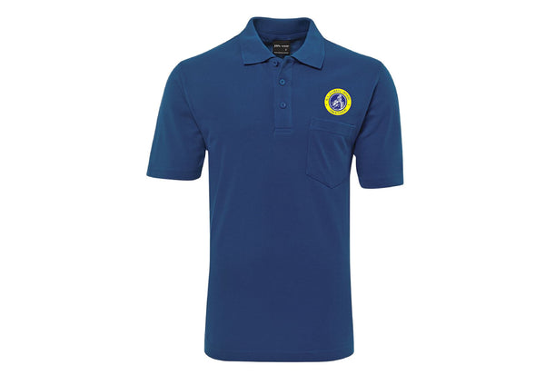 SABHA - MENS POCKET POLO ROYAL