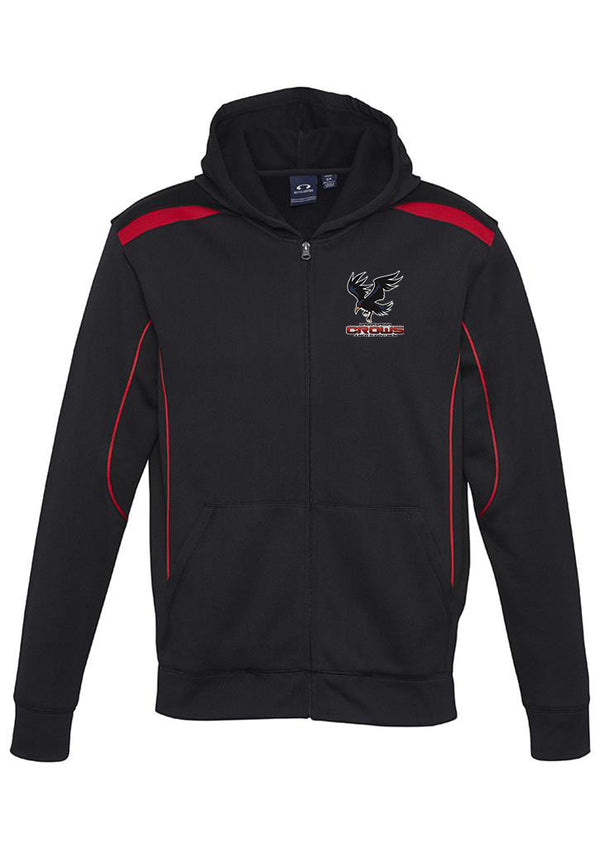 Wagga Crows Junior Rugby Union Hoodie- Adults