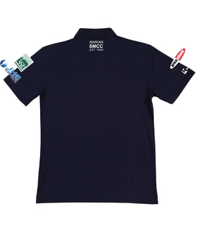 **CUSTOM MADE**- SMCC Short Sleeve Training Polo