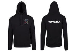 Wagga Wagga Combined Hockey Association Ladies/Juniors Fleece Hoodie
