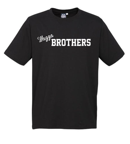 Picture of Adults Brothers Tee -  Black
