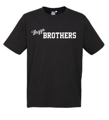 Adults Brothers Tee -  Black