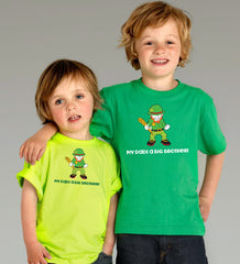 Kids Brothers Tees - Green