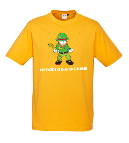 Picture of Kids Brothers Tees - Gold