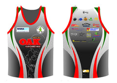 Wagga Brothers Sublimated Training Singlet 2015