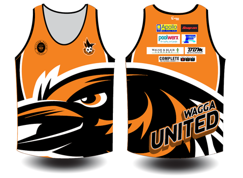 Picture of Wagga United Training Singlet