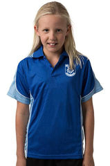 Yerong Creek Public School Kids Cooldry Panel Polo