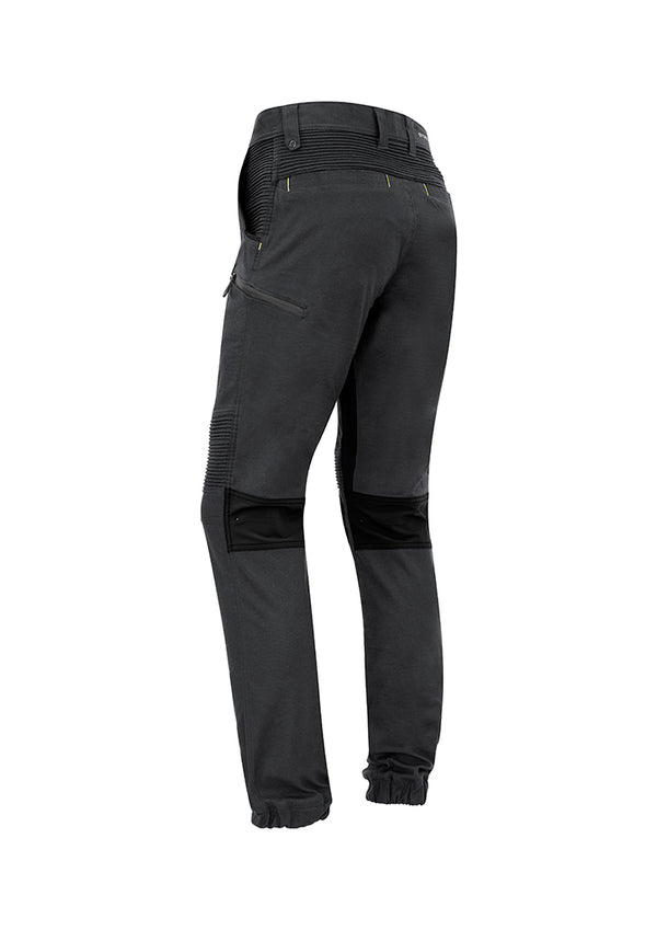 NEW Streetworx Mens Stretch Pant - Charcoal