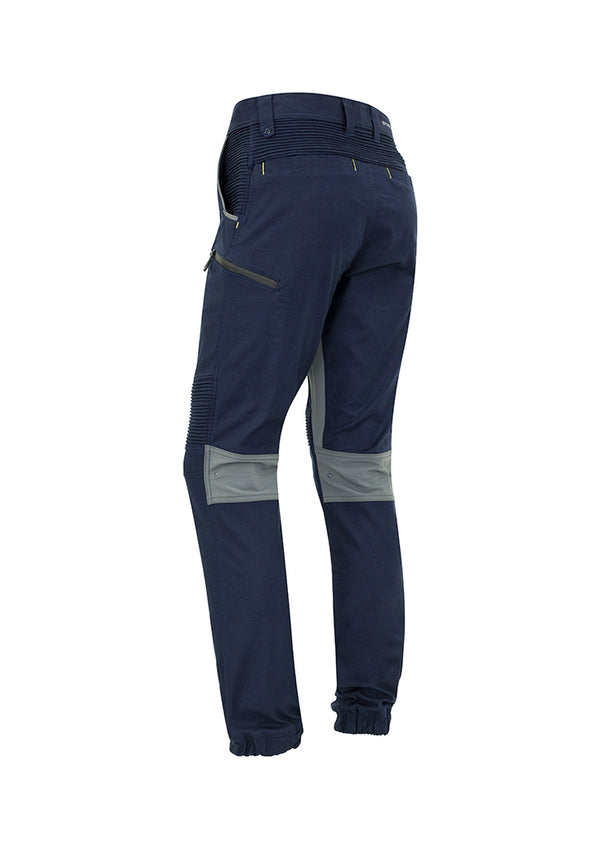 NEW Streetworx Mens Stretch Pant - Navy