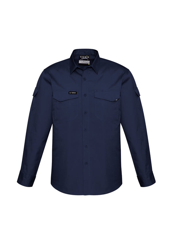 Mens Rugged Cooling Mens L/S Shirt