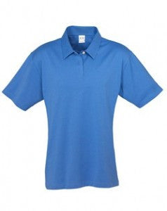 Picture of Ladies Genesis Short Sleeve Polo