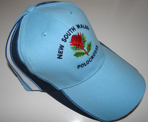 Picture of NSW Polocrosse Cap