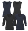 Ladies Scoop Neck Vest