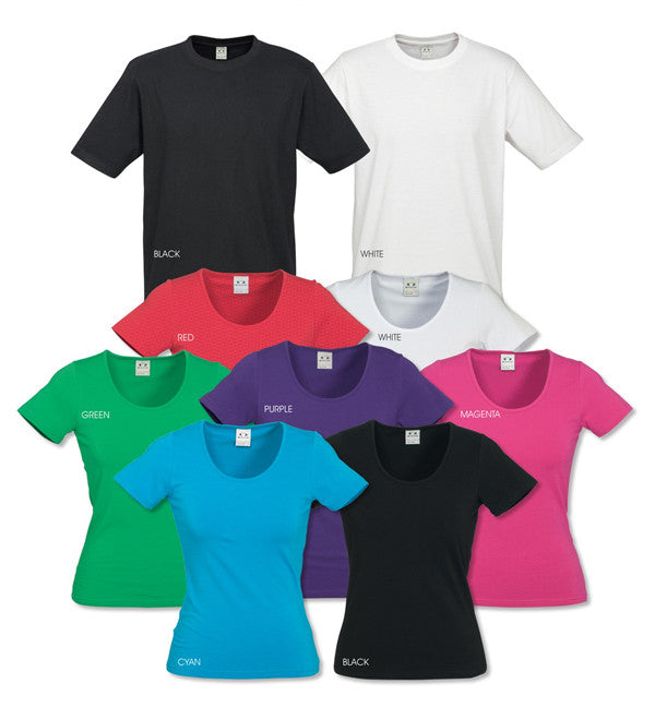 Ladies Vibe Short Sleeve Tee