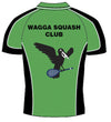 Ladies Green Crow Squash Polo