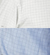 Mens Long Sleeve Oxford Check Shirt