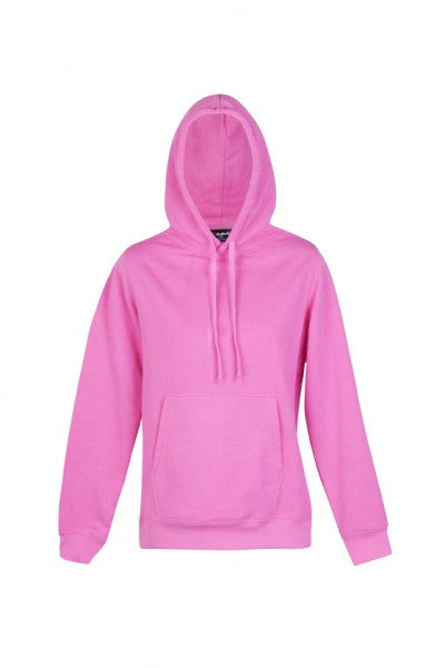 Ladies/Juniors Non Zip Fluoro Hoodie