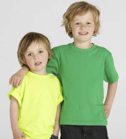 Picture of Kids Coloured Ice Tee