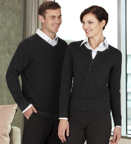Picture of Ladies Origin Merino Cardigan
