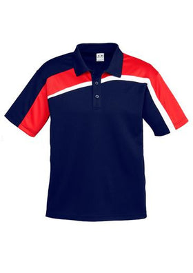 Mens Velocity Short Sleeve Polo