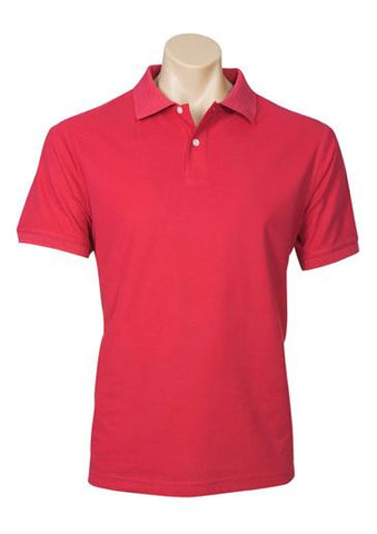 Picture of Mens Neon Short Sleeve Polo