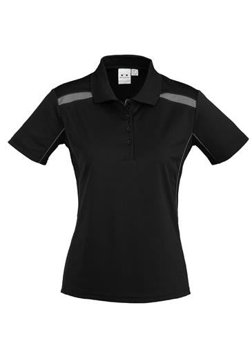 Ladies United Short Sleeve Polo