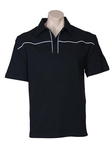 Mens Civic Short Sleeve Polo