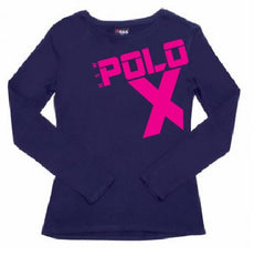 NSW Polocrosse Ladies Long Sleeve T-Shirt