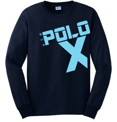 NSW Polocrosse Men's Long Sleeve Tee