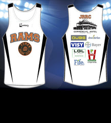 Ladies Junee Rams Singlet