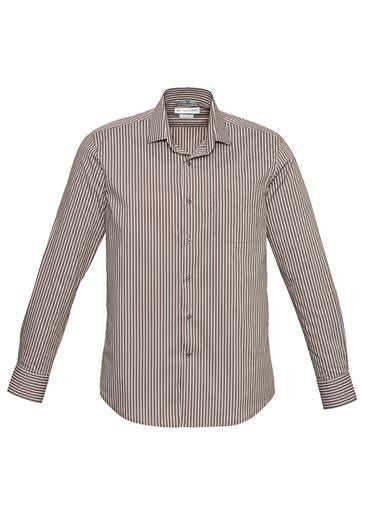 Mens Long Sleeve Zurich Shirt