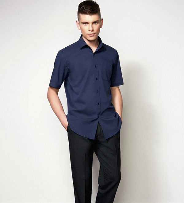Mens Verve S/S Stretch Shirt